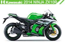 2014 Kawasaki Ninja ZX-10R Accessories