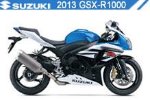 2013 Suzuki GSXR1000 Accessories