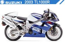 2003 Suzuki TL1000R Accessories