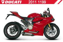 2011 Ducati 1199 Accessories