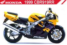 1999 Honda CBR919RR Accessories