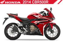 2014 Honda CBR500R Accessories