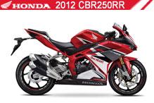 2012 Honda CBR250RR Accessories