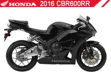 2016 Honda CBR600RR Accessories