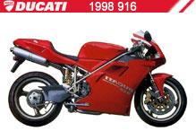 1998 Ducati 916 Accessories