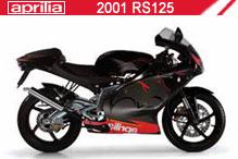 2001 Aprilia RS125 Accessories