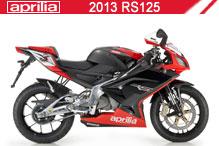 2013 Aprilia RS125 Accessories