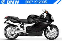 2007 BMW K1200S Accessories
