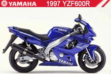1997 Yamaha YZF600R Accessories