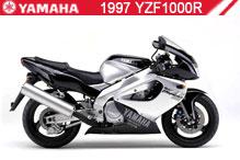 1997 Yamaha YZF1000R Accessories