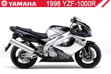 1998 Yamaha YZF1000R Accessories