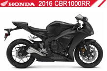 2016 Honda CBR1000RR Accessories
