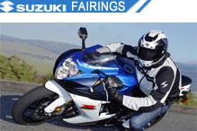 Suzuki Fairings