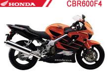 CBR600F4 Fairings