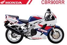 CBR900RR Fairings