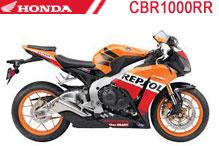 CBR1000RR Fairings