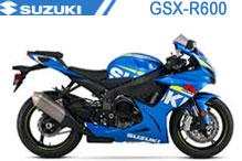 GSXR600 Fairings
