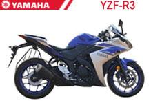 YZF R3 Fairings