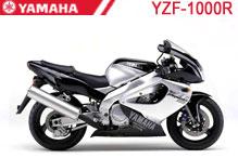 YZF1000R Fairings